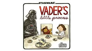 Darth Vader's Little Princess by Jeffery Brown