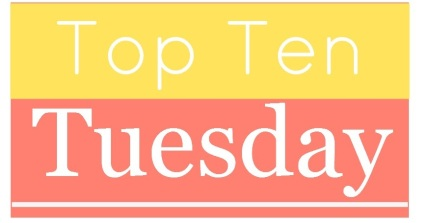Image result for top ten tuesday